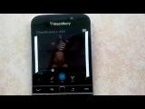Металевий BlackBerry Classic з'явився на відео