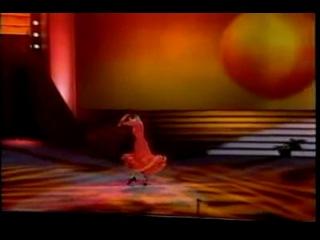 Riverdance, the Show 1995. ������� ���� ������� - Firedance