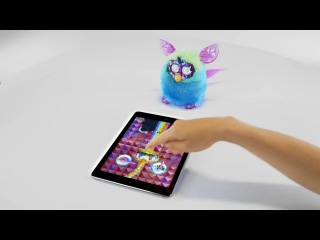 ������� ����� ��� ������� - Furby Boom Crystal series