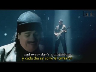 Santana ft. Steven Tyler - Just Feel Better Subtitulado en Español e Inglés