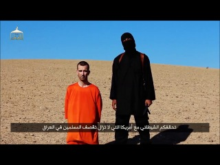 ISIS Terrorists Behead British Hostage, David Haines (VIDEO)